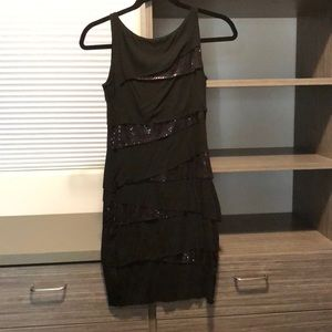 Sequined party dress NWOT